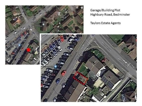 Thumbnail Land for sale in Marksbury Road, Bedminster, Bristol