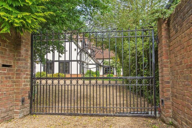 Thumbnail Detached house for sale in Clifton Gardens, Canterbury, Kent