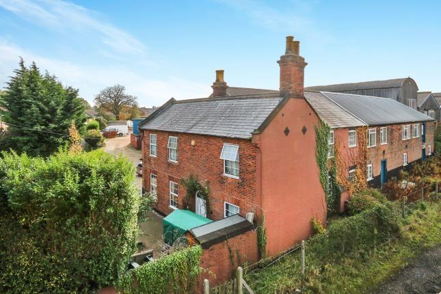 Thumbnail End terrace house for sale in Silfield Road, Wymondham, Norfolk