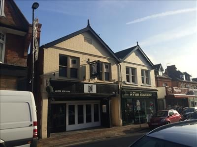 Thumbnail Pub/bar to let in Tn Bar, 21 High Street, Camberley, Surrey
