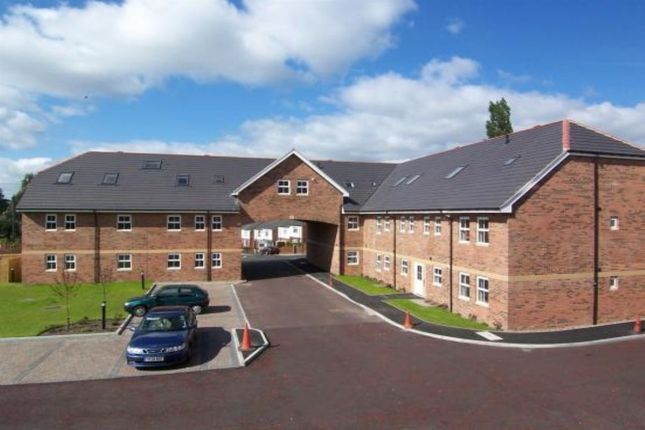 Thumbnail Flat to rent in Sandringham Court, Chester Le Street