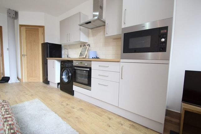 Thumbnail Flat to rent in Suzanne Quarter, Leicester, St Georges Mill
