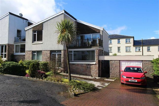 Thumbnail End terrace house for sale in Levanne Gardens, Gourock, Renfrewshire