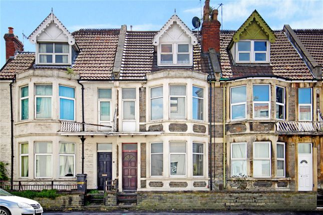 Thumbnail Terraced house for sale in Clift House Road, Ashton Gate