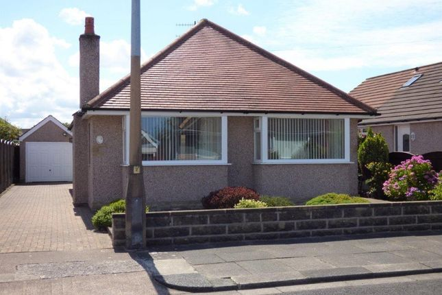 Thumbnail Detached bungalow for sale in Sizergh Road, Bare, Morecambe