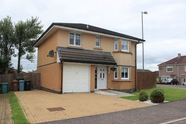 Thumbnail Detached house for sale in Elmpark Grove, Airdrie, North Lanarkshire