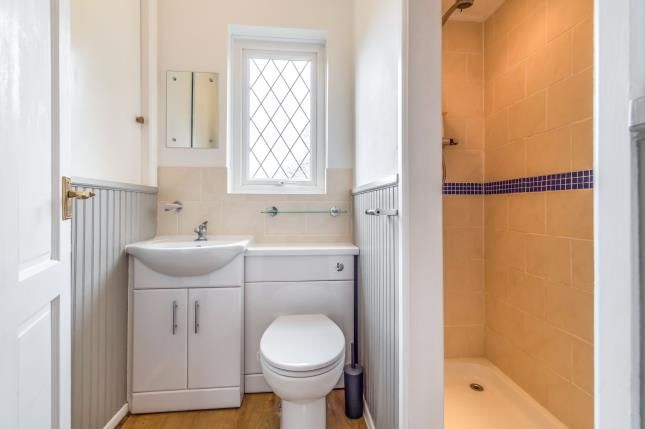 Shower Room of Hill Court, Chattenden, Rochester, Kent ME3