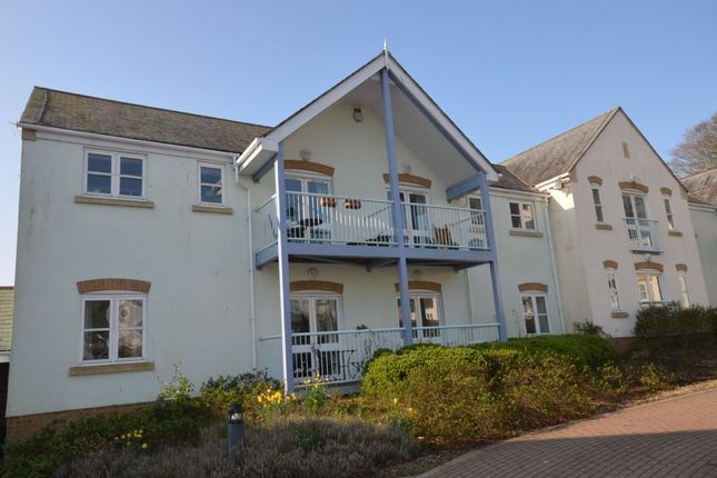 Thumbnail Flat for sale in 34 Turnaware House, Roseland Parc, Truro, Cornwall