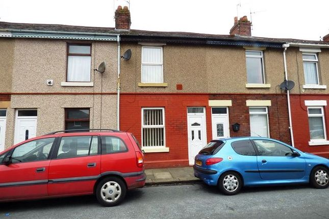 Thumbnail Terraced house to rent in Emerson St, Lancaster
