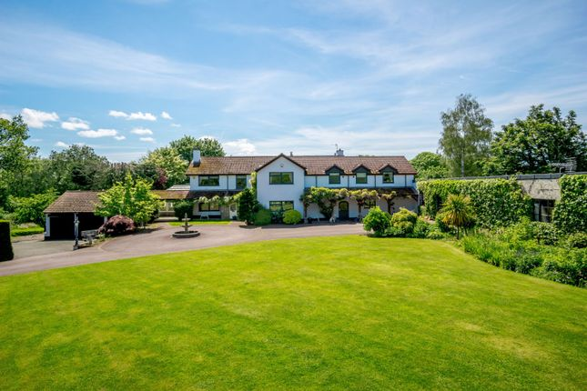 Thumbnail Country house for sale in Kinnerley, Oswestry, Shropshire
