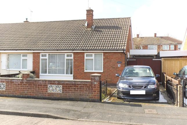 2 bed bungalow to rent in Keswick Close, Birstall LE4