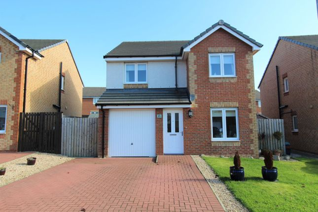 Thumbnail Detached house for sale in Edradour Road, Kilmarnock
