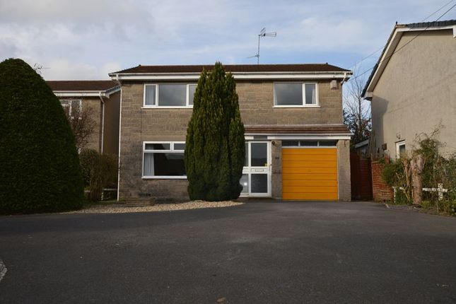 Thumbnail Detached house for sale in Elm Tree Road, Locking, Weston-Super-Mare