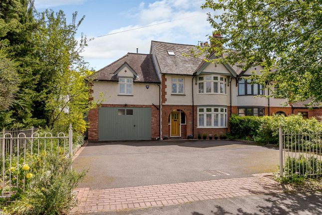 Thumbnail Semi-detached house for sale in Shipston Road, Stratford-Upon-Avon, Warwickshire