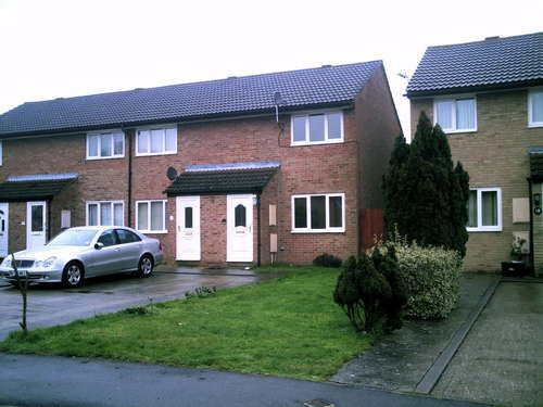 Thumbnail End terrace house to rent in Primrose Lane, Soham, Ely