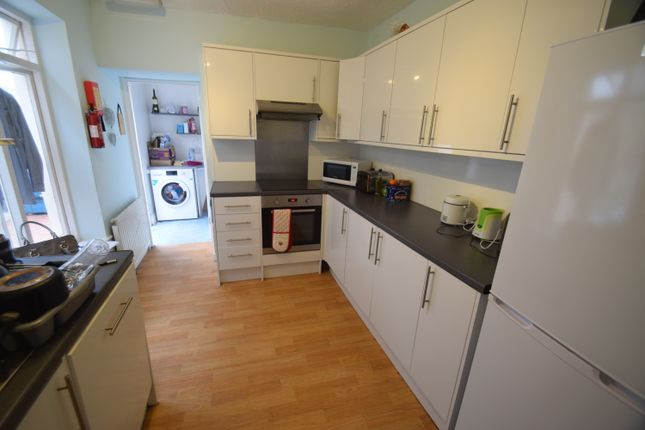 Thumbnail Terraced house to rent in Marlborough Road, Falmouth