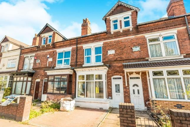Thumbnail Terraced house for sale in Pershore Road, Selly Oak, Birmingham, West Midlands