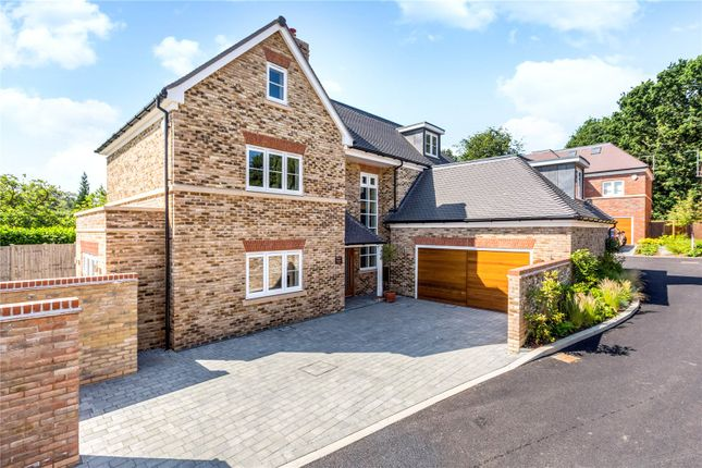 Thumbnail Detached house for sale in Green Gates, Braywick Road, Maidenhead, Berkshire