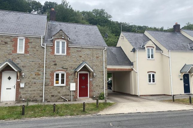 3 bed end terrace house to rent in Nailbridge, Drybrook GL17