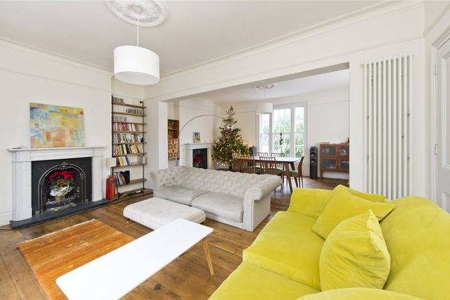 Thumbnail Property to rent in Stockwell Park Crescent, London