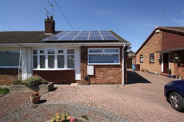 Thumbnail Bungalow to rent in Robson Avenue, Hull