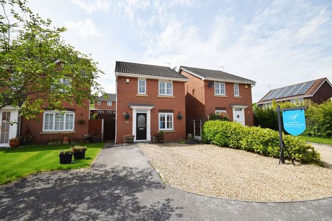 Thumbnail Detached house for sale in Sapphire Drive, Milton, Stoke-On-Trent