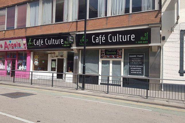 Thumbnail Retail premises for sale in - 50 Carr Lane, Hull, East Yorkshire