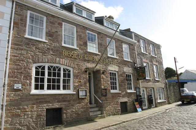 Thumbnail Town house for sale in 3 & 4 Le Huret, Alderney