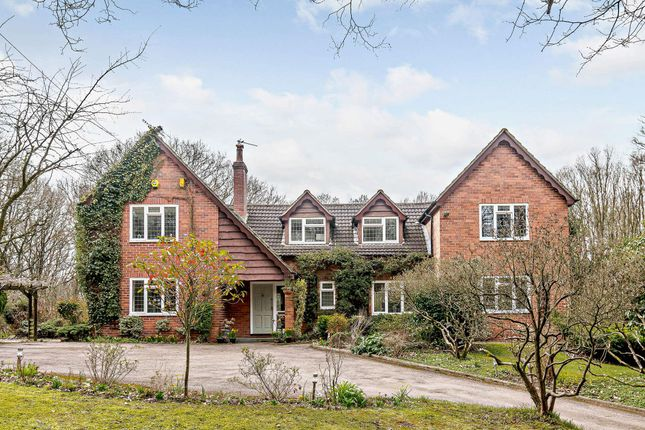 Thumbnail Detached house for sale in Edenshill, Upleadon, Newent, Gloucestershire