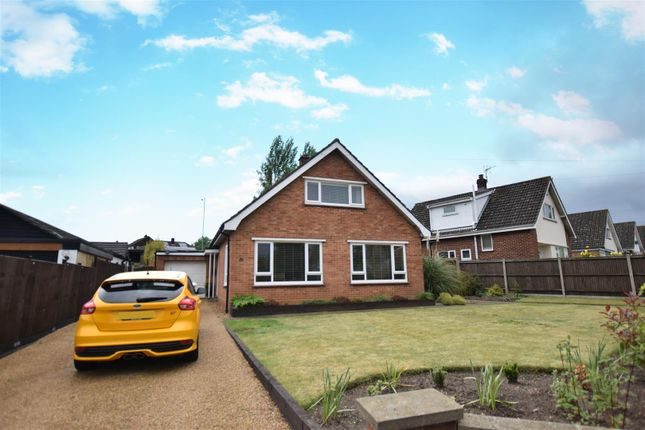 Thumbnail Detached house for sale in Carterford Drive, Norwich