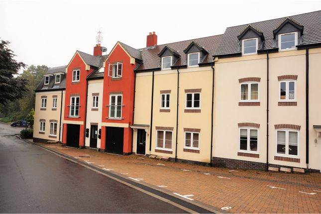 Thumbnail Flat for sale in Timber Yard Court, Heath Hill Telford