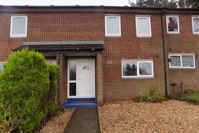2 bed town house to rent in The Firs, Ashbourne, Derbyshire DE6