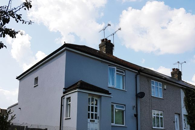 Thumbnail End terrace house for sale in Highfield Road, Dartford