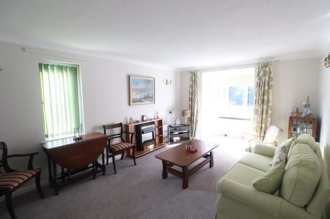 Living Room of Roseneath Court, Greenwood Gardens, Caterham, Surrey CR3