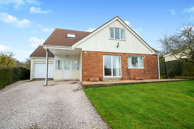 Thumbnail Detached bungalow for sale in Pembroke Park, Marldon, Paignton