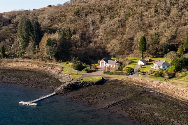 Thumbnail Bungalow for sale in Sealasdair, Ardentallen, Oban, Argyll And Bute