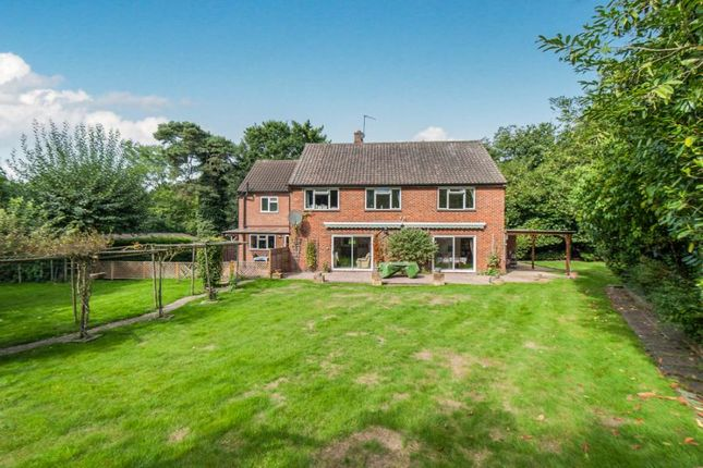 Thumbnail Detached house for sale in Salt Box Road, Worplesdon, Guildford, Surrey