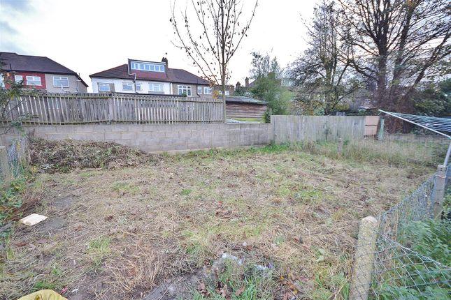 Rear Garden of Margaret Way, Ilford IG4