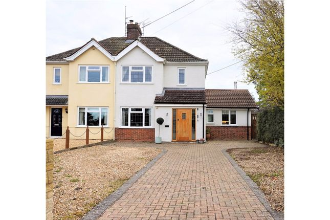 Thumbnail Semi-detached house for sale in Semington Road, Melksham