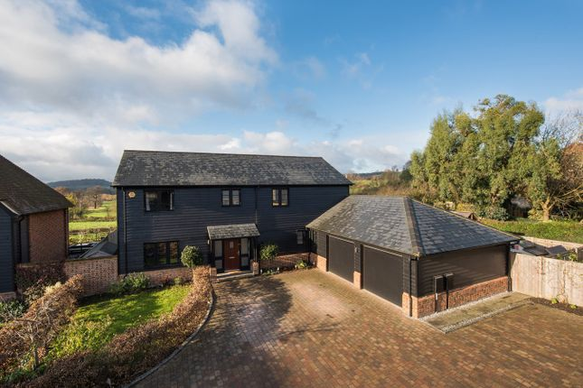 Thumbnail Detached house for sale in Home Farm Place, Merstham, Redhill