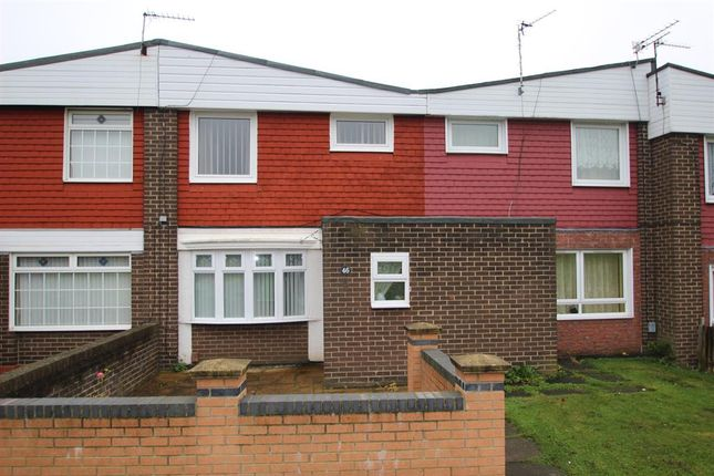 Thumbnail Terraced house to rent in Gorsehill, Gateshead