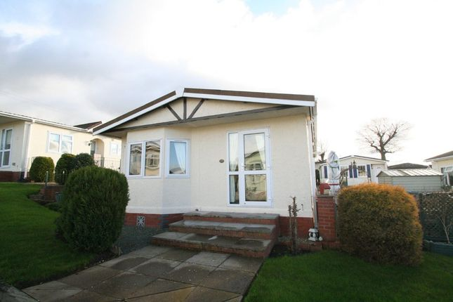 Thumbnail Mobile/park home for sale in Netherton Lane, Highley, Bridgnorth