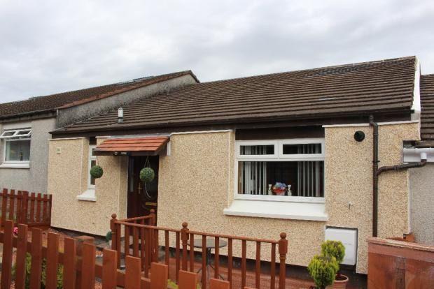 Thumbnail Terraced house for sale in Glenside Road, Port Glasgow