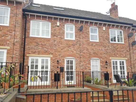 Thumbnail Maisonette for sale in Arnolds Yard, Altrincham, Greater Manchester