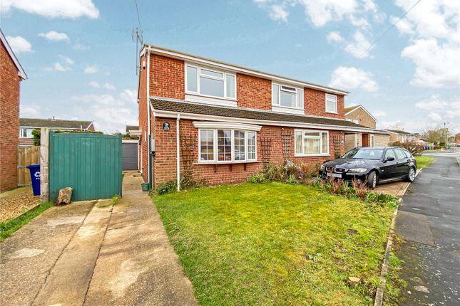 2 bed semi-detached house for sale in Headlands, Fenstanton, Huntingdon PE28