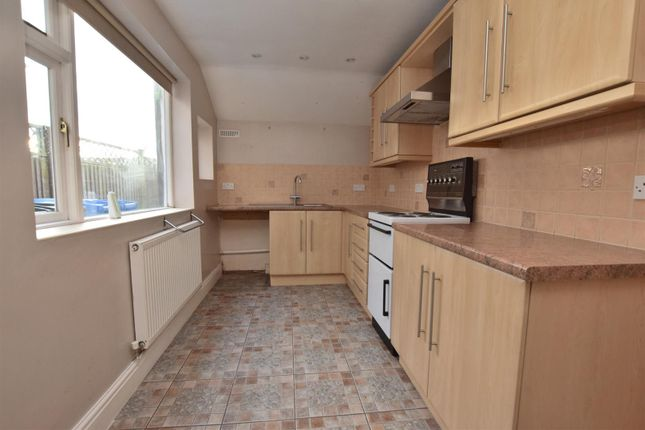 Extended Kitchen of City Road, Chester Green, Derby DE1