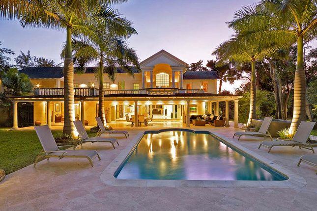 Villa for sale in Sandy Lane, St James, Caribbean, Barbados