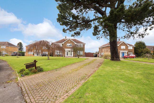 Thumbnail Detached house for sale in Dane Close, Hartlip, Sittingbourne, Kent