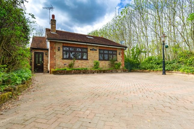 Thumbnail Bungalow for sale in Nupers Hatch, Stapleford Abbotts, Romford