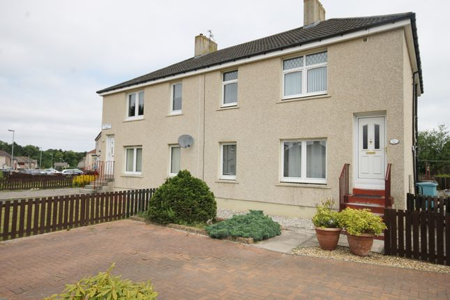 Thumbnail Flat for sale in Waverley Drive, Wishaw, Lanarkshire